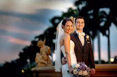 Real Wedding: Elyssa & Tom