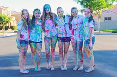 By: ♡hailey♡ {VraileybelleXox} Poses For Pictures, Bff Pictures, Best Friend Pictures, Friend Photos, Best Friend Bucket List, Love My Best Friend, Best Friends Forever, Paint War Party, Amazing Race Party