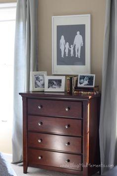 Mod Memento: The Blog: Family Silhouette Art