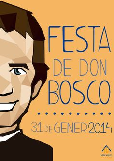 Don Bosco's party on Behance