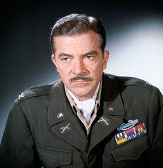 Dana Andrews in Battle of the Bulge (1965)