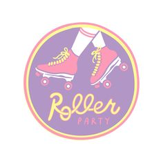 roller & bowling - 일러스트레이션