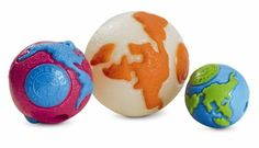 Keep your pup mentally and physically stimulated with this super fun Orbee dog ball toy that includes...