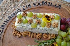 Cozinhando em Família: Terrine de Gorgonzola