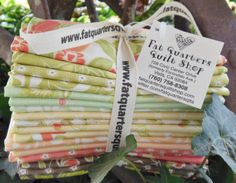 Fat quarter bundles from the fabric collection 'Mirabelle' designed by Fig Tree & Co. for Moda are ready... 30 fat quarters... $60.00 per delightful bundle