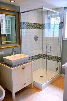 Douches ouvertes sur pinterest salle de bains for Ventilation dans une salle de bain