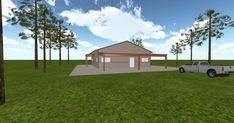 Cool 3D #marketing https://ift.tt/2IzfuFZ #barn #workshop #greenhouse #garage #roofing #DIY