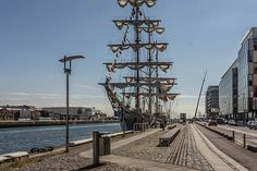 Cuauhtémoc Tall Ship From Mexico []-105761 [The Streets Of Ireland]