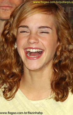Emma; you're so pretty... Little Emma laughing.