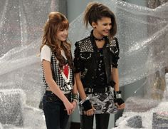 shake it up images | Cat Deeley on Shake It Up - Disney Channel's Shake It Up - Seventeen