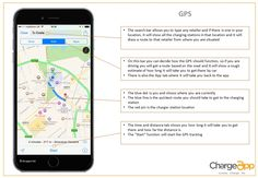ChargeApp shows you where the nearest charging stations are.