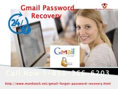 Why is Gmail Password Recovery 1-850-366-6203 so necessary? Gmail Password Recovery is so necessary because if you don't able to access your account then it means you are in serious problem and that's the main reason why we are working all the day and night continuously to help our customers. So, roll your fingers on your Smartphone keypad and give us a ring at 1-850-366-6203.