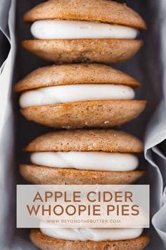 Apple Recipes, Fall Recipes, Sweet Recipes, Baking Recipes, Cookie Recipes, Köstliche Desserts, Delicious Desserts, Dessert Recipes, Yummy Food