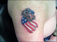 The 34 best patriotic tattoos military images on pinterest army tattoos and designs page 15 publicscrutiny Image collections