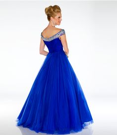 Buy Australia Sheath Floor-length Shoulder Straps Royal Blue Dress ...