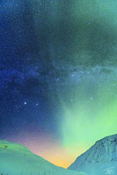 ✯ Oksfjord, Norway
