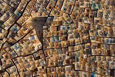 © George Steinmetz  Weltkulturerbe: Die heilige Stadt Beni Isguen ist das am besten erhaltene antike Bergstädtchen von Ghardaia