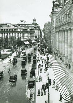 calea victoriei - 1932