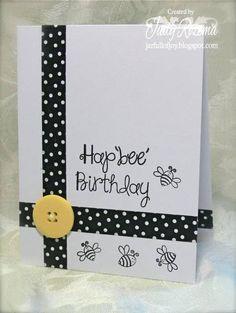 F4A142 Hap-Bee Birthday!
