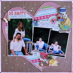 So Happy Together - For the Paper Secrets SYAO1 Challenge 64