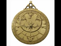 Astrolabe, c. 1345-55 -  An old times GPS :-)