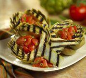 Grilled Artichokes w/ Tomato Chutney #grill