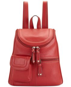 Tignanello Handbag, Multi Leather Backpack - Handbags & Accessories - Macy's