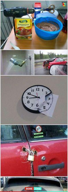 10+ Hilarious DIYs By The Most Creative and Genius People #photos #diy #genius #lifehacks #people
