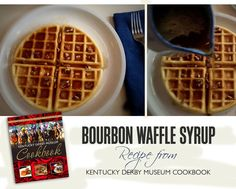 Bourbon Waffle Syrup Recipe