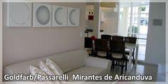 Cláudia Bullara - Modelos decorados - Mirantes de Aricanduva - Apartamentos