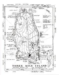 Three Mile Island (in New Hampshire, not Pennsylvania)