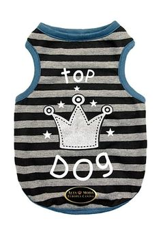CAMISETA TOP DOG CROWN
