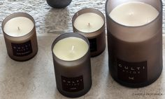 CULTI Milano scented candles