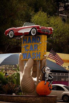 Spiffy Car Wash Los Angeles