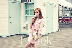 JungSis for 1st Look Magazine #JungSis #JessicaJung #KrystalJung