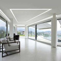 TruLine 1.6A Plaster-In LED System 5W 24VDC | Pure Lighting at Lightology