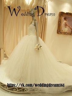 Свадебное платье Vera в деталях)