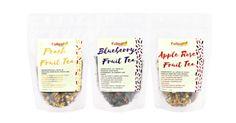 Natural Fruit Tea Combo Blueberry Fruit, Apple Roses, Fruit Tea, Rose Tea, Peach, Natural, Products, Peaches, Tea Roses