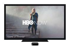 EDGED : 애플, 애플 TV에 'HBO NOW' 서비스 제공