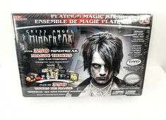 Criss Angel Mindfreak Magic Kit 350 pcs plus DVDNew in Box SealedSee pic for list of contentsBox 16 x 10 inch boxNew Sealed Criss Angel Mindfreak, Seal, Tours, Kit, Education, Products, Baby Born, Onderwijs, Learning