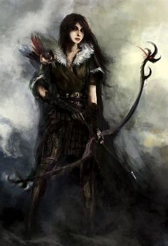 Image result for female warrior character art