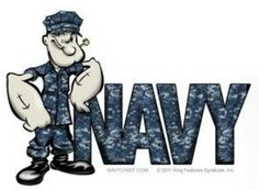 Proud to a navy wife and Mom!