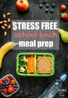 If your kids are picky eaters than packing school lunch can be stressful. Here are some school lunch ideas for picky eaters that they are sure to love! Packing School Lunches, Prepped Lunches, Family Meals, Kids Meals, Easy Meals, Home Meals, Lunch Meal Prep, Homemade Soup, Foods To Avoid