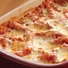 The Easiest Kid-Pleasin' Lasagna Ever - The Pampered Chef®