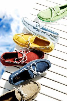 boats shoes are the ones we trust for summer. Do you?