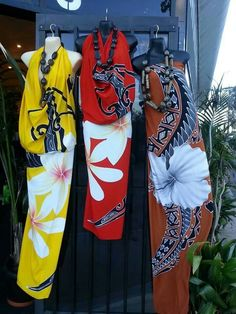 Island Wear, Island Outfit, Polynesian Designs, African Dress, Swagg, Traditional Outfits, Dress Patterns, Cute Outfits, Guam