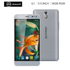 Vkworld G1 Giant Smartphone 3GB 16GB 5.5 inch 4G Mobile Phone