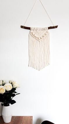Minimal House Design, Macrame Patterns, Cool Diy, Boho Decor, Diy Gifts, Diy And Crafts, Weaving, Christmas Gifts, Diy Projects