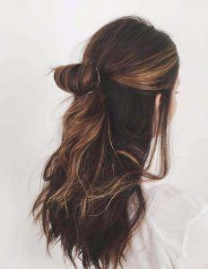 Proste fryzury z długich włosów – Modne fryzury w 2017 dla każdego