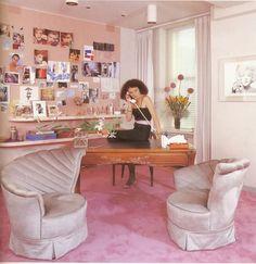 DVF office, 1983